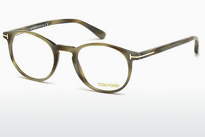 Brilles Tom Ford FT5294 064 - Raga, Horn, Brown