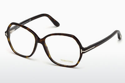 Brilles Tom Ford FT5300 052 - Brūna, Havannas brūna