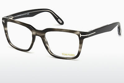Brilles Tom Ford FT5304 093 - Zaļa, Shiny