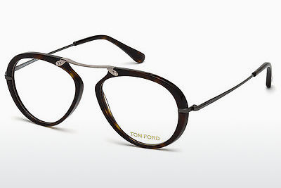Brilles Tom Ford FT5346 052 - Brūna, Dark, Havana