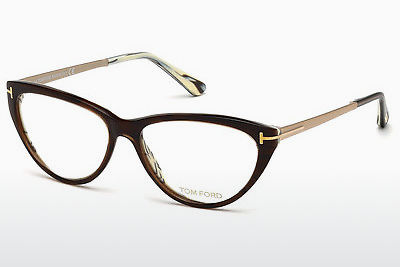 Brilles Tom Ford FT5354 050 - Brūna