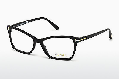 Brilles Tom Ford FT5357 001 - Melna