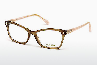 Brilles Tom Ford FT5357 048 - Brūna