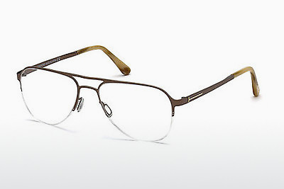 Brilles Tom Ford FT5370 034 - Bronzas, Bright, Shiny