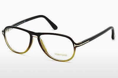 Brilles Tom Ford FT5380 005 - Melna