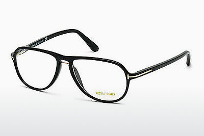 Brilles Tom Ford FT5380 056 - Havannas brūna