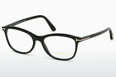 Brilles Tom Ford FT5388 001 - Melna