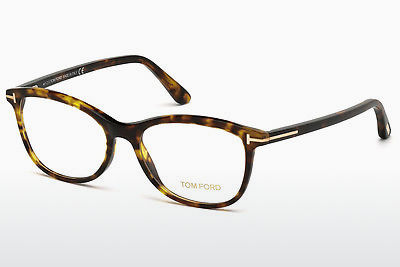 Brilles Tom Ford FT5388 052 - Brūna, Dark, Havana