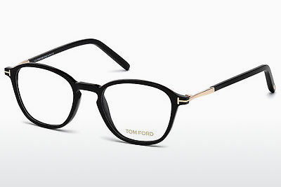 Brilles Tom Ford FT5397 001 - Melna, Shiny