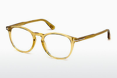 Brilles Tom Ford FT5401 041 - Dzeltena