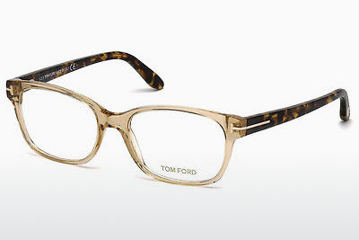 Brilles Tom Ford FT5406 045 - Brūna, Bright, Shiny