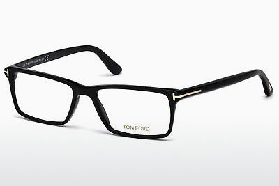 Brilles Tom Ford FT5408 001 - Melna