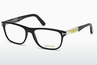 Brilles Tom Ford FT5430 001 - Melna