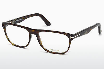 Brilles Tom Ford FT5430 052 - Brūna, Havannas brūna