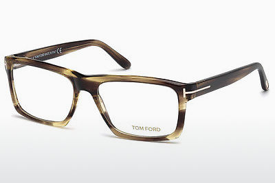 Brilles Tom Ford FT5434 048 - Brūna
