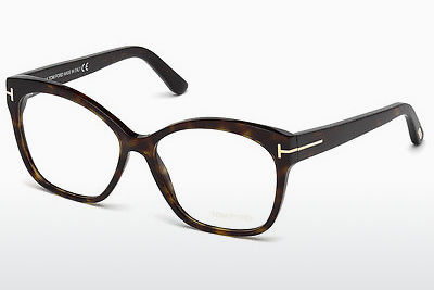 Brilles Tom Ford FT5435 052 - Brūna, Havannas brūna