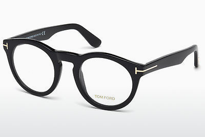 Brilles Tom Ford FT5459 001 - Melna