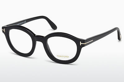 Brilles Tom Ford FT5460 001 - Melna