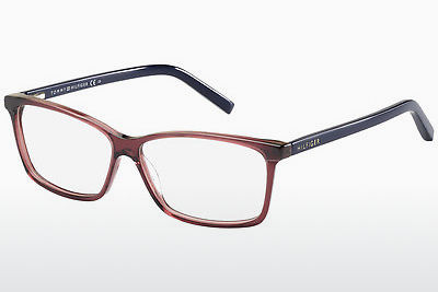 Brilles Tommy Hilfiger TH 1123 G32 - Purpursarkana