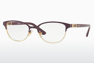 Brilles Vogue VO4066 5060 - Purpursarkana, Zelta