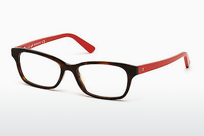 Brilles Web Eyewear WE5183 052 - Brūna, Dark, Havana