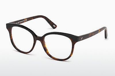 Brilles Web Eyewear WE5196 052 - Brūna, Dark, Havana