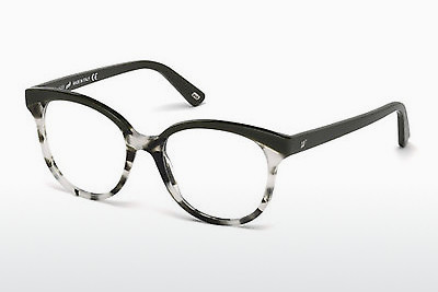 Brilles Web Eyewear WE5196 055 - Havannas brūna, Brūna