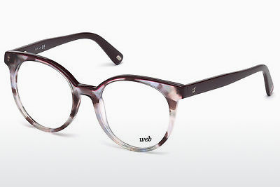 Brilles Web Eyewear WE5227 074 - Rozā