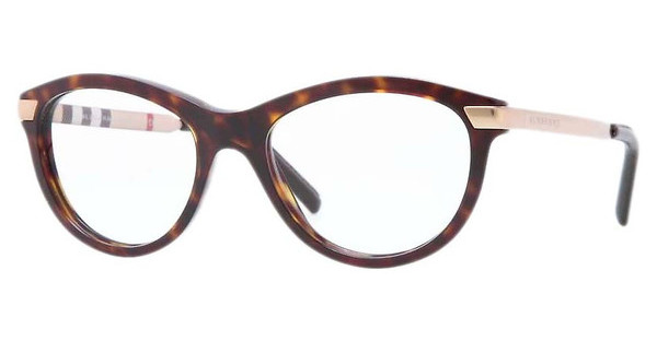 Burberry BE2161Q 3002 DARK HAVANA