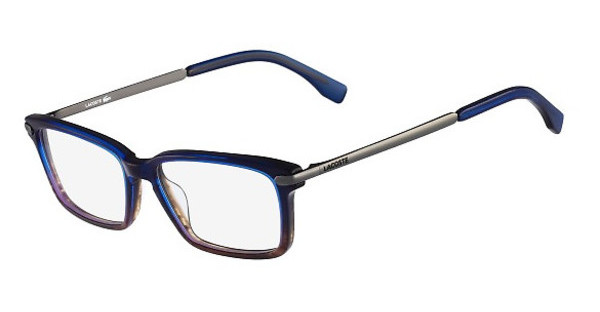 Lacoste L2720 424 BLUE/BROWN GRADIENT