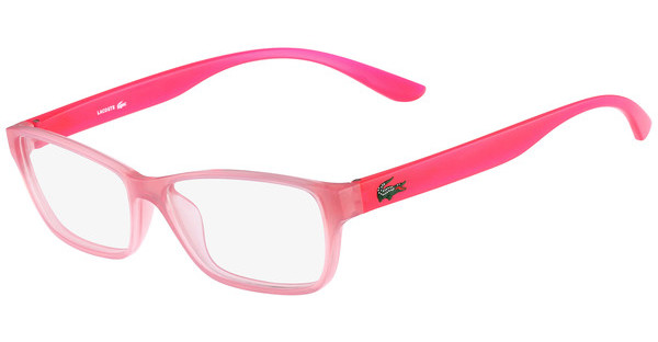 Lacoste L3803B 662 ROSE WITH PHOSPHO TEMPLES