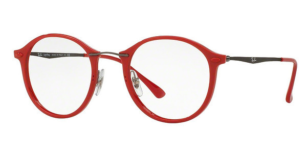 Ray-Ban RX7073 5619 SHINY RED
