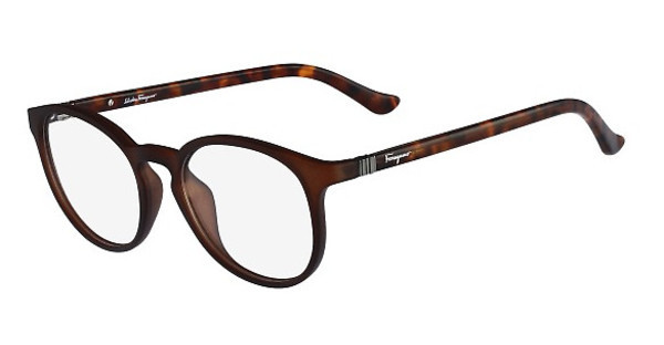 Salvatore Ferragamo SF2724 202 MATTE BROWN