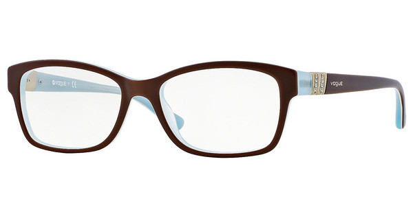 Vogue VO2765B 2011 TOP LIGHT BROWN/OPAL AZURE