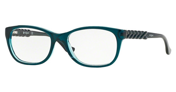 Vogue VO2911 2260 PETROLEUM GREEN/GLITTER GREEN