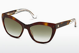 Saulesbrilles Balenciaga BA0047 53P - Havannas brūna, Yellow, Blond, Brown