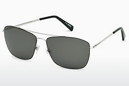 Saulesbrilles Mont Blanc MB594S 16A - Sudraba