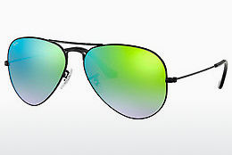 Saulesbrilles Ray-Ban AVIATOR LARGE METAL (RB3025 002/4J) - Melna