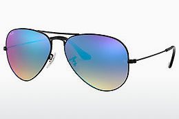 Saulesbrilles Ray-Ban AVIATOR LARGE METAL (RB3025 002/4O) - Melna