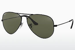 Saulesbrilles Ray-Ban AVIATOR LARGE METAL (RB3025 002/58) - Melna