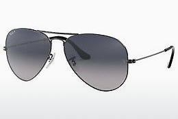 Saulesbrilles Ray-Ban AVIATOR LARGE METAL (RB3025 004/78) - Pelēka
