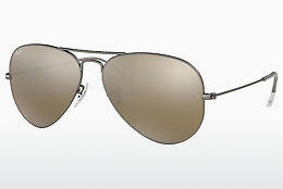 Saulesbrilles Ray-Ban AVIATOR LARGE METAL (RB3025 029/30) - Pelēka