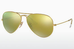 Saulesbrilles Ray-Ban AVIATOR LARGE METAL (RB3025 112/93) - Zelta