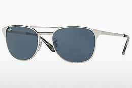 Saulesbrilles Ray-Ban Signet (RB3429M 003/R5) - Sudraba
