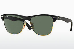 Saulesbrilles Ray-Ban CLUBMASTER OVERSIZED (RB4175 877) - Melna