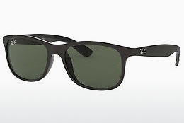 Saulesbrilles Ray-Ban ANDY (RB4202 606971) - Melna