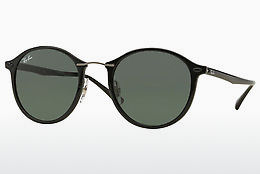 Saulesbrilles Ray-Ban Round Ii Light Ray (RB4242 601/71) - Melna