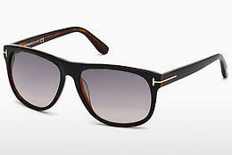 Saulesbrilles Tom Ford Olivier (FT0236 05B) - Melna