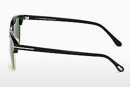 Saulesbrilles Tom Ford Henry (FT0248 05N) - Melna