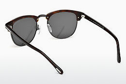 Saulesbrilles Tom Ford Henry (FT0248 52A) - Brūna, Dark, Havana